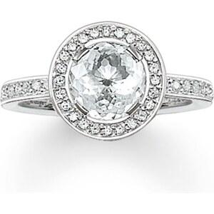 Thomas Sabo Eternity Ring weiß TR1971-051-14-60