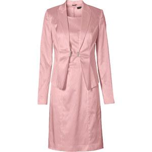 BODYFLIRT Kostüm Blazer + Kleid 2-tlg. Set in rosa für Damen von bonprix