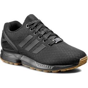 Schuhe adidas - Zx Flux S79932 Cblack/Cblack/Gum4