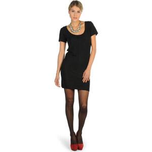 Rut & Circle Marilyn SS Dress black