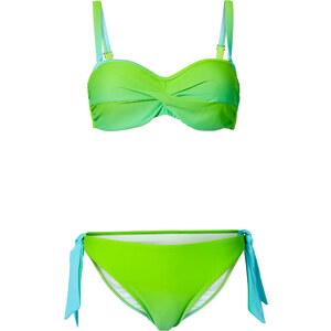BODYFLIRT Bügelbikini, Cup C in grün für Damen von bonprix