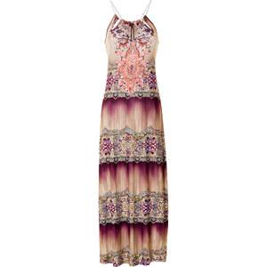 RAINBOW Kleid ohne Ärmel figurumspielend in rosa (Rundhals) von bonprix