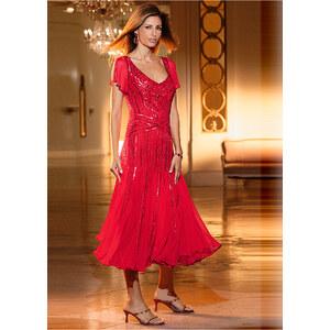 bpc selection Kleid/Sommerkleid in lila von bonprix