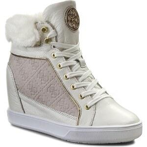 Sneakers GUESS - Furr FLFUR4 SUE12 WHITE