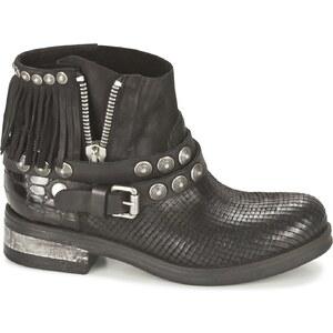 Mimmu Boots LONDON INT NERO