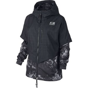 Nike W NK INTL JKT - Blouson - noir