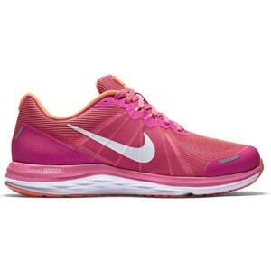 Nike Dual Fusion x2 - Baskets - rose