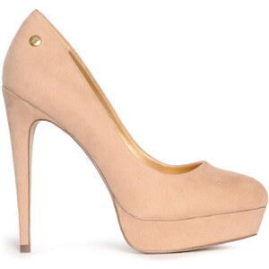 Blink Branca Dress Shoe nude