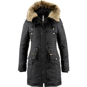 RAINBOW Mantel figurbetont in schwarz für Damen von bonprix