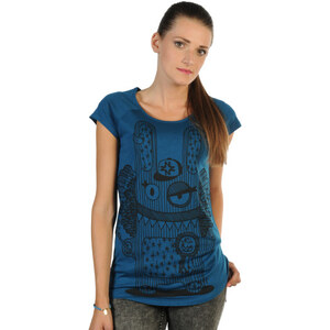 Nikita Grusli T-Shirt maroccan blue
