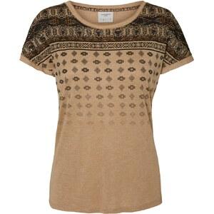VERO MODA Bedrucktes T Shirt