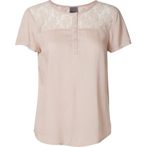 VERO MODA Spitzen T Shirt