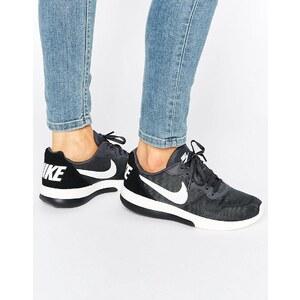 Nike - Baskets de course mi-hautes - Noir et gris - Noir