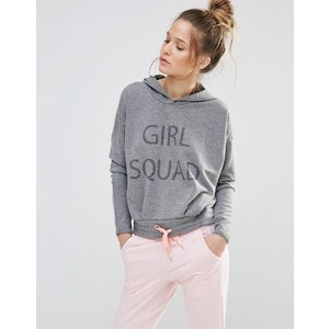 Noisy May - Girl Squad - Pull court - Gris