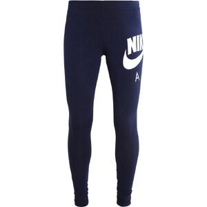 Nike Sportswear Leggings Hosen obsidian/game royal/white