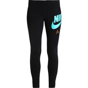 Nike Sportswear Leggings Hosen black/sunset/hyper jade