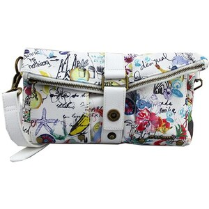 Sac Clutch SweetLemon DESIGUAL Blanc