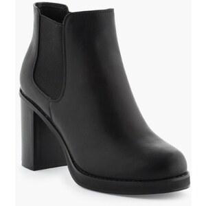 Lahalle Chelsea boots à talon