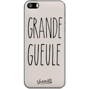 The Kase Le Fabuleux Shaman - Coque pour iPhone 5/5S et SE - transparent