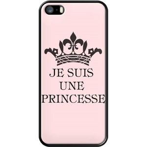 The Kase Louise Machado - Coque pour iPhone 5/5S et SE - noir
