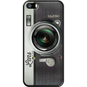 The Kase Flo - Coque pour iPhone 5/5S et SE - noir