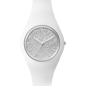 Ice Watch Ice Glitter - Montre bracelet en silicone