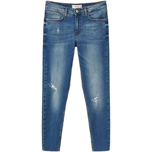 Mango Isa - Jean skinny - denim bleu