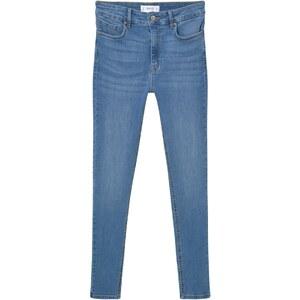 Mango Noa - Jean skinny - denim bleu