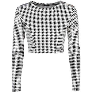 Guess Cropped Top - gris