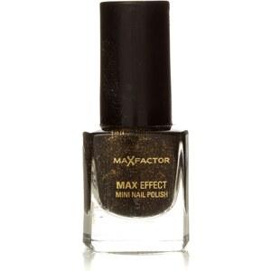 Max Factor Green Bronze - Maxi Effect mini nail polish - 17