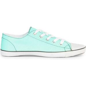 Pieces Clari Sneaker Bright fresh mint