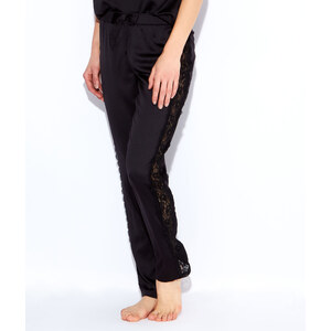 Pantalon satin Etam