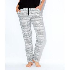 Pantalon imprimé éthnique Etam