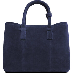 MANGO Sac Shopper Cuir