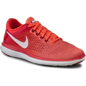 Schuhe NIKE - Nike Flex 2016 Rn 830751 800 Brght Mng/White/Brght Crmsn/Nb