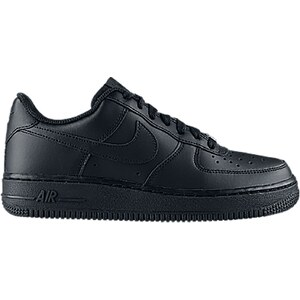 Nike Air Force 1 (GS) - Sneakers - schwarz