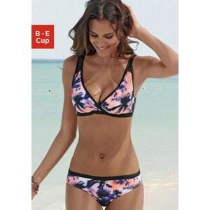 SUNSEEKER Bügel-Bikini mit Mesh-Einsatz schwarz 36 (70),38 (75),40 (80),42 (85),44 (90)