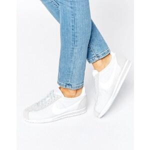 Nike - Cortez - Baskets classiques - Blanc - Blanc