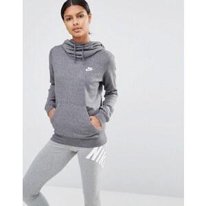 Nike - Sweat à capuche - Gris