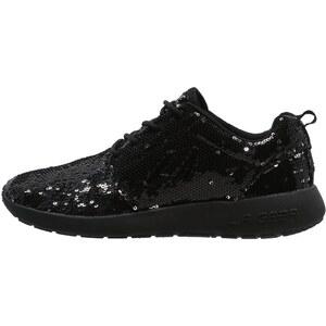 LA Gear Sneaker low black