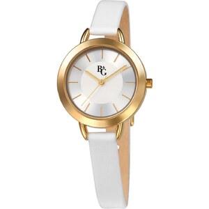 B&G Montre bracelet en cuir - multicolore