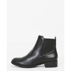Boots chelsea lurex noir, Femme, Taille 37 -PIMKIE- MODE FEMME