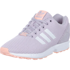 adidas Zx Flux W chaussures mauve/white