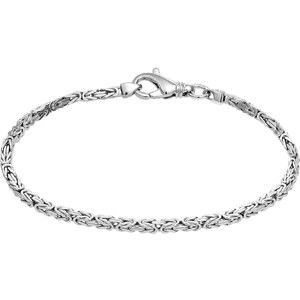 Cleor Bracelet en argent - multicolore