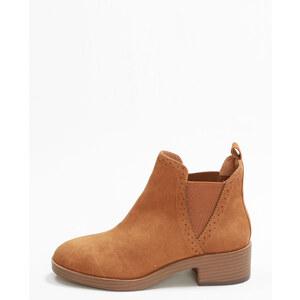 Boots chelsea marron, Femme, Taille 36 -PIMKIE- MODE FEMME