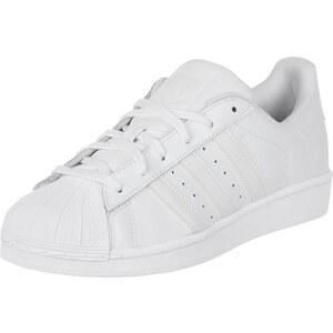 adidas Superstar Foundation J W Lo Sneaker Schuhe white/white