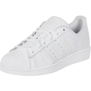 adidas Superstar Foundation J W Lo Sneaker chaussures white/white