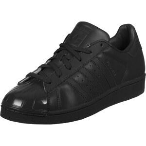 adidas Superstar Glossy Toe W Schuhe core black/white