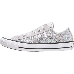 Converse CHUCK TAYLOR ALL STAR Sneaker low silver/mouse/white