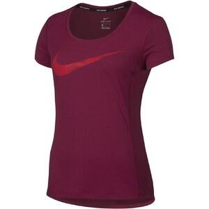 Nike Dry Contour - T-shirt - rouge